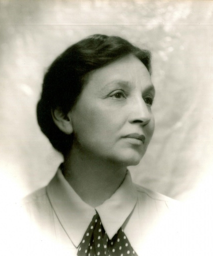 Photo of Augusta Fox Bronner