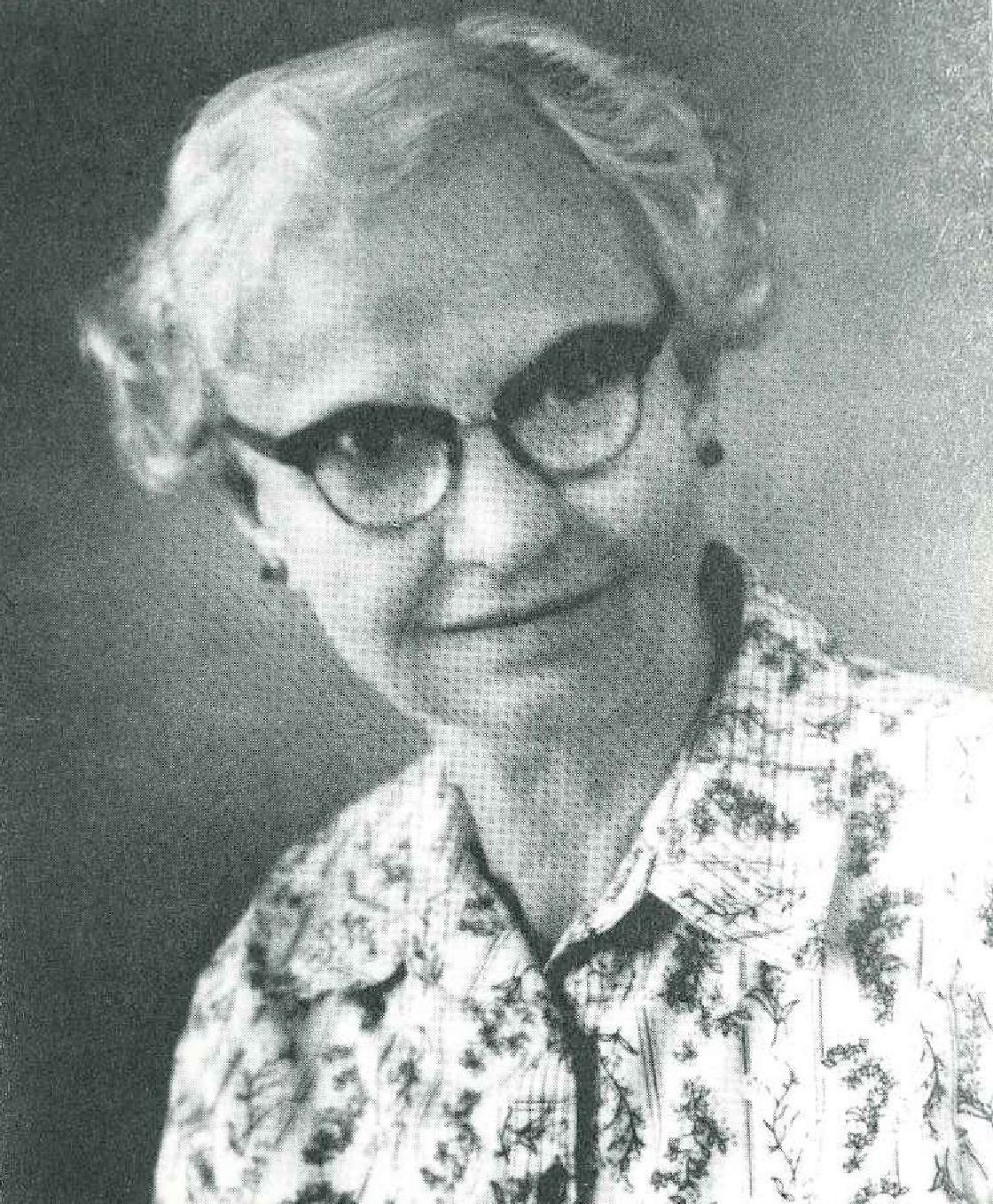 Photo of Margaret Ives