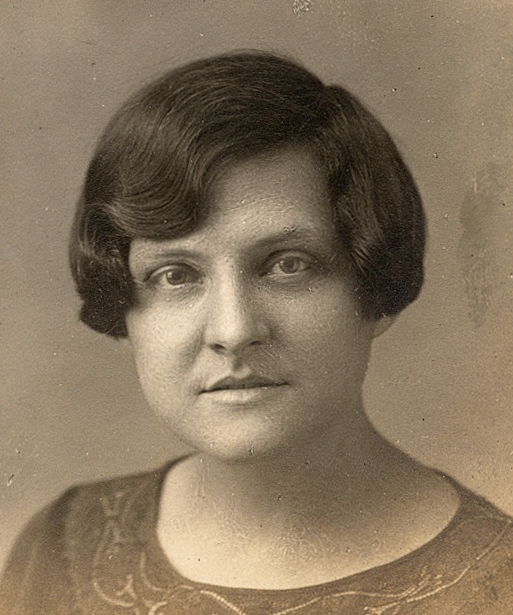 Photo of Margaret Wooster Curti