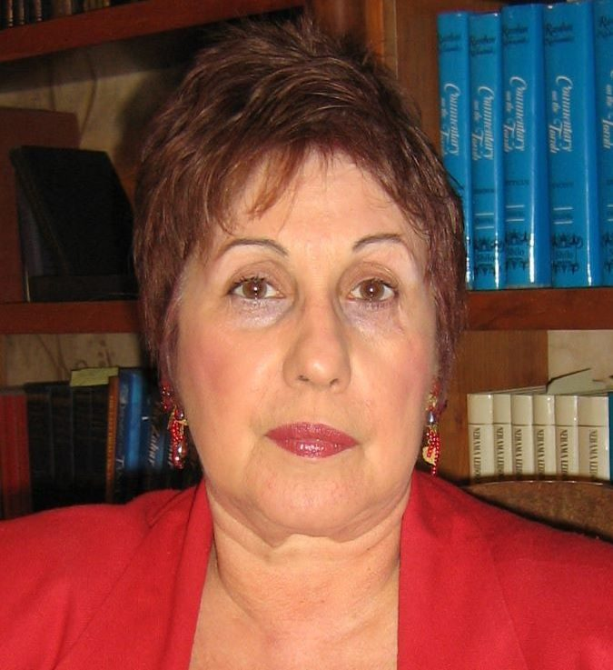 Photo of Phyllis Chesler