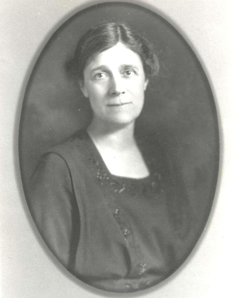 Photo of Helen Thompson Woolley